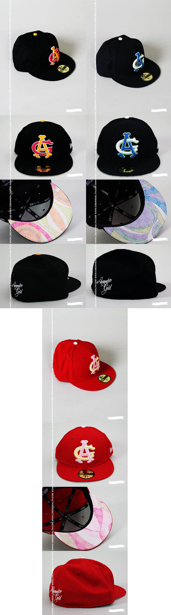 New Acapulco Gold New Eras