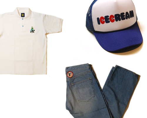 BBC | Ice Cream 2008 Spring/Summer Collection April Release