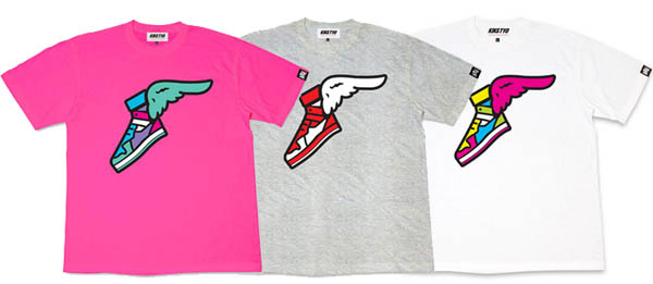 New Kiks Tyo Tees