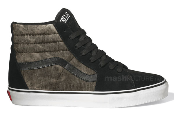 REBEL8 x Vans 'Mike Giant Pack'