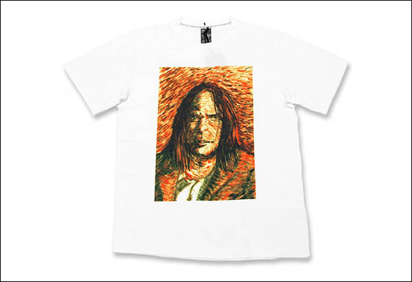 Number (N)ine 'Neil Young' Tee