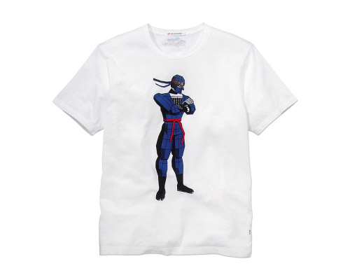 Uniqlo UT x Sega Tribute Tees
