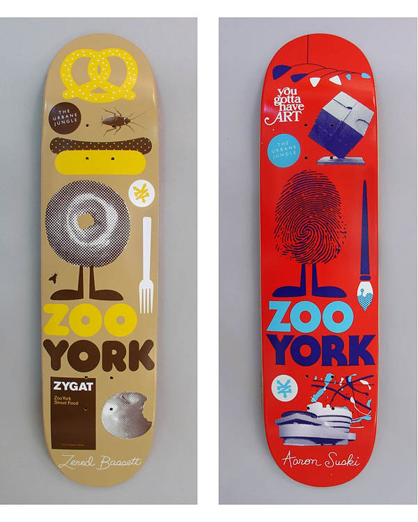 Zoo York Artist Series 'Urbane Jungle'